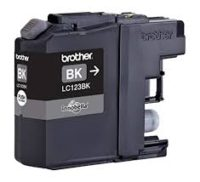 Cartuccia originale Brother LC-123BK inkjet LC-123 nero