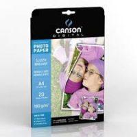 Fogli carta fotografica A3 lucida Canson