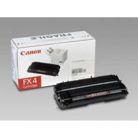 Originale Canon 1558A003 Toner FX4 nero