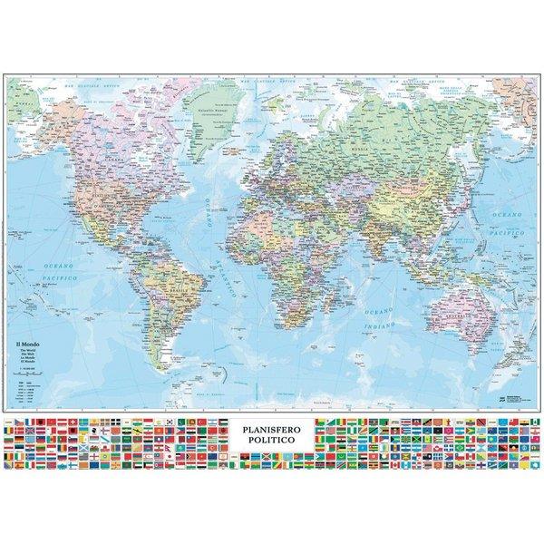 Carte geografiche murali Belletti
