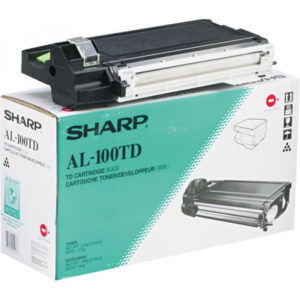 Toner developer Sharp AL100TD nero